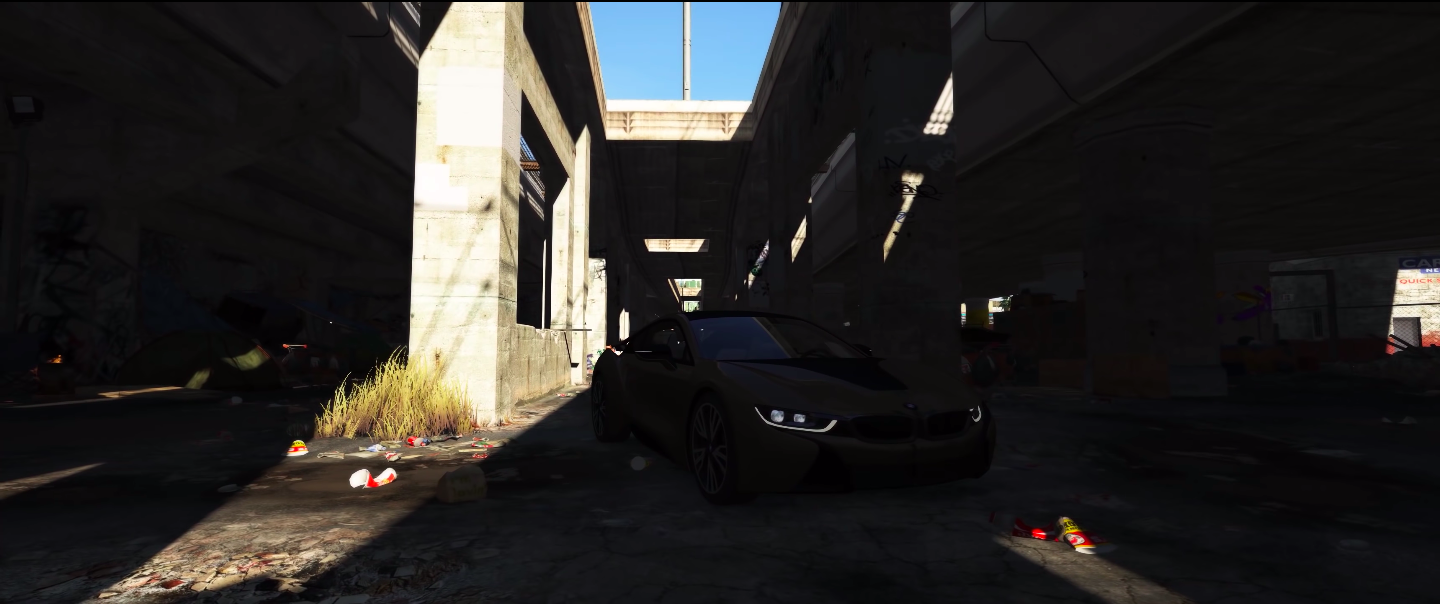 without ray tracing